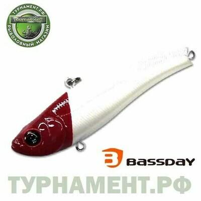 Воблер Bassday RANGE VIB 70TG (TUNGSTEN) P-04 (тип: ратлин, плавучесть: тонущий, длина: 7см., вес: 20г.)