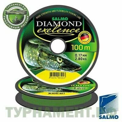 Леска моно. Salmo Diamond EXELENCE 100/022