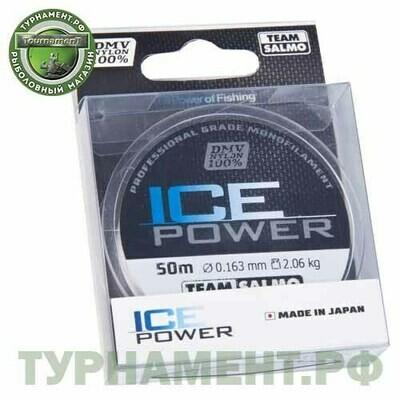 Леска моно. Team Salmo ICE POWER 050/016