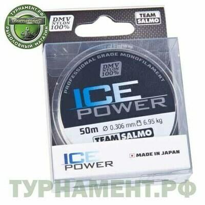 Леска моно. Team Salmo ICE POWER 050/030
