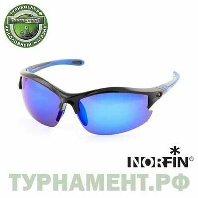 Очки поляриз. Norfin линз. син. REVO 09