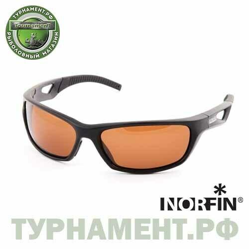 Очки поляризационные Norfin 11 коричневые линзы