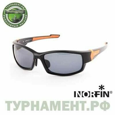 Очки поляриз. Norfin линз. серые 05