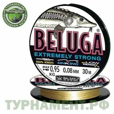 Леска Balsax Beluga 30м 0,12мм
