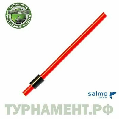 Сторожок силиконовый красн. 10см/тест 6.0г/d 5/2