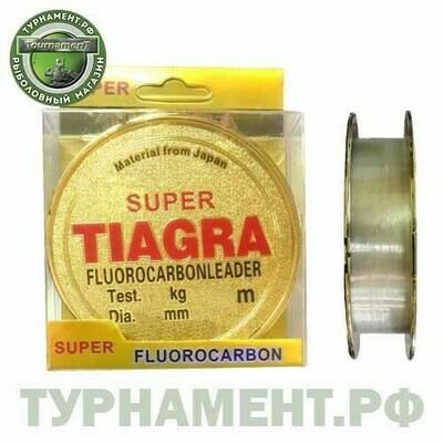 Леска зимняя 30м Tiagra 0.14