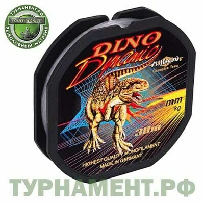 Леска Mikado Dino Dynamic 30м 0,16