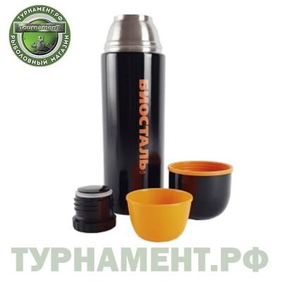 Термос BIOSTAL-СПОРТ у/г черный 0.5л (NBP-500C)