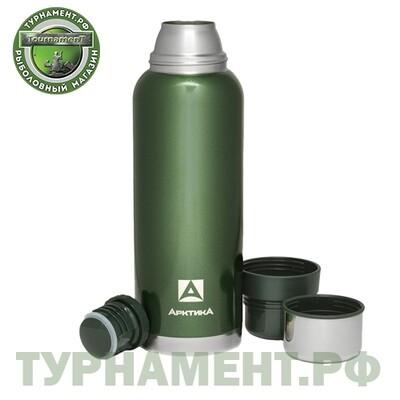 Термос Арктика 106-1200 зеленый, 1,2л