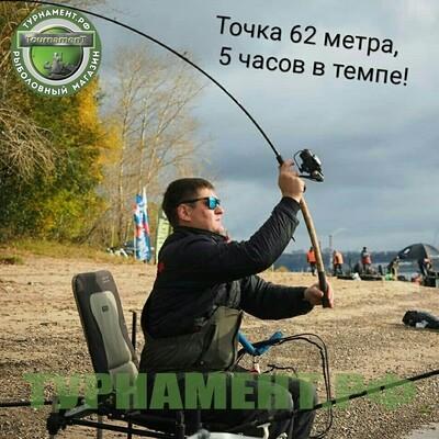 FLAGMAN Удилище фидерное Sherman Pro Feeder Medium 3,3м тест 20-70г