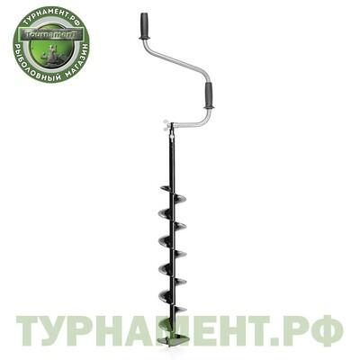 Ледобур ТОРНАДО-М2 ф130 (левое вращение, без чехла)