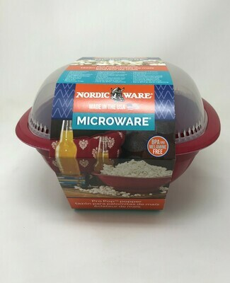 Red Microwave Bowl