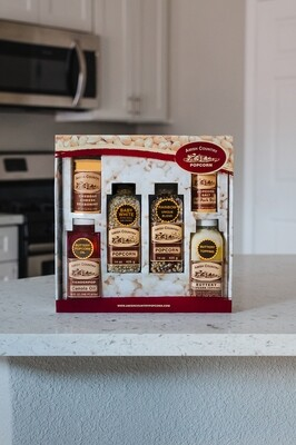 Amish Country Popcorn All in One Gift Box