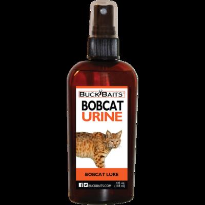 Buck Baits Bobcat Urine 4 oz With Sprayer