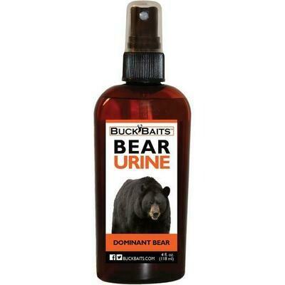 Buck Baits Dominate Bear 4 oz. With Sprayer