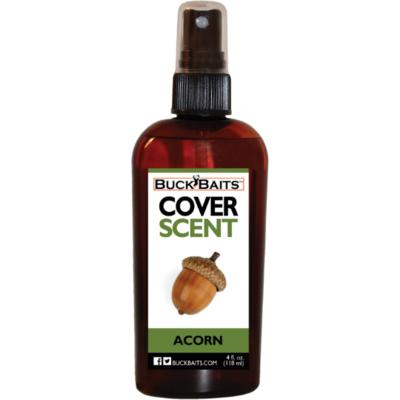 Buck Baits   Acorn Cover Scent 4 oz  With Sprayer