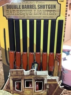 Double Barrell Shotgun Lighter