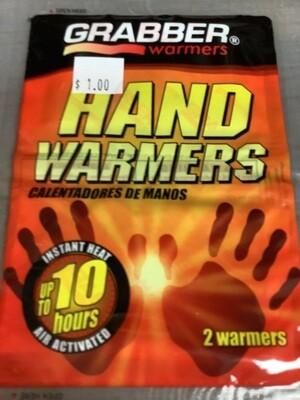 Grabber Hand Warmer Small 1 pr.