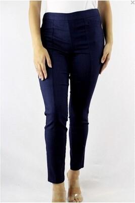 Chic Blue Pants