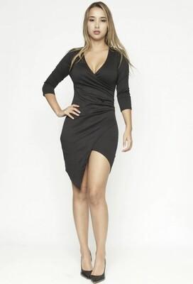 Black Fury Dress