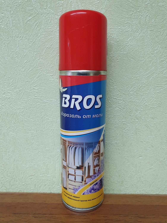 Аэрозоль от моли Bros, 150мл