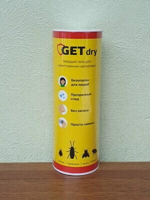 Гет Драй (GET Dry) твёрдый гель для уничтожения насекомых