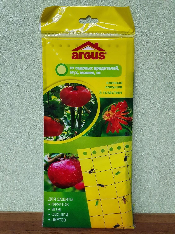Клеевая ловушка садовая Argus