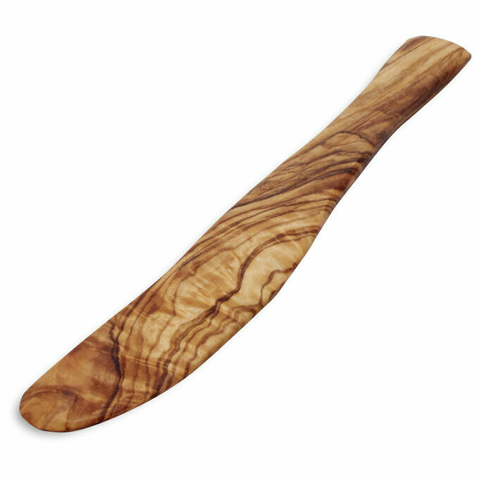 Olive Wood Spreader