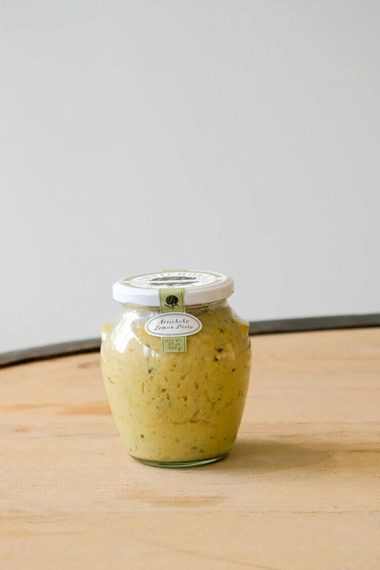Artichoke Lemon Pesto Grande