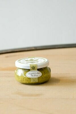 Arugula Pine Nut Pesto