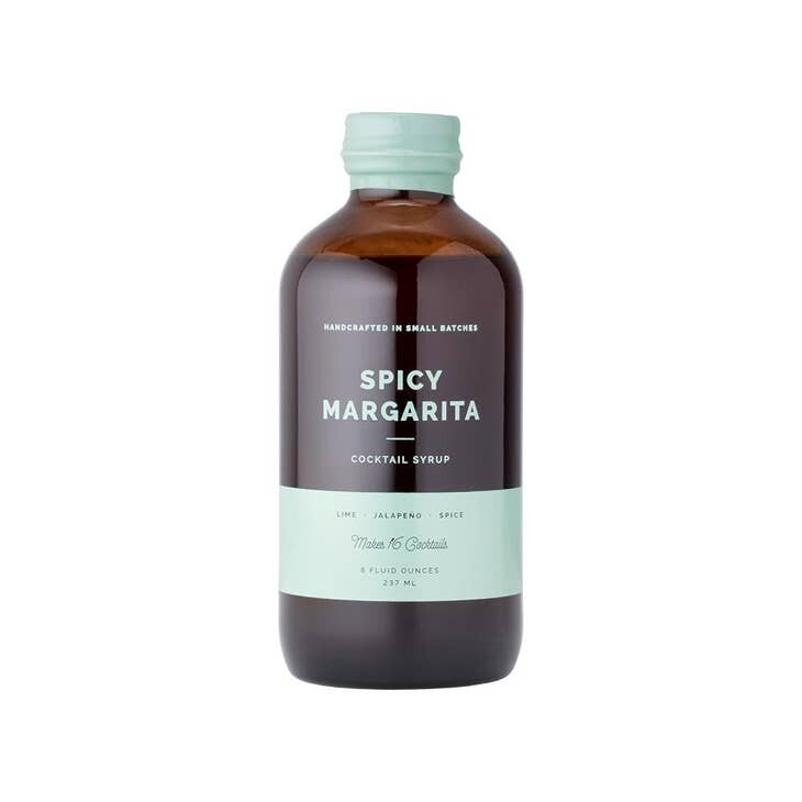 Spicy Marg Cocktail Syrup