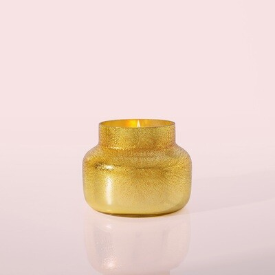 Volcano Gold Candle- Sm