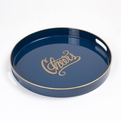 Cheers Tray- Navy