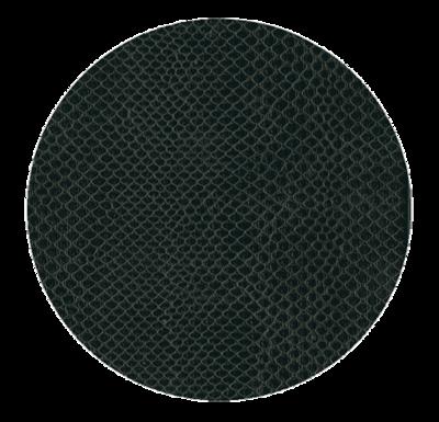 Snakeskin Coasters- Black