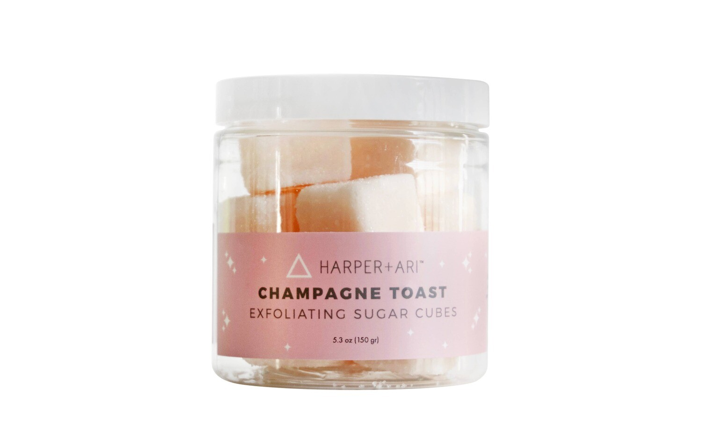 Champagne Toast Sugar Cubes