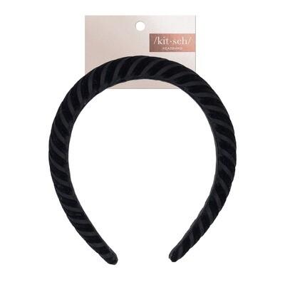 Padded Headband- Velvet