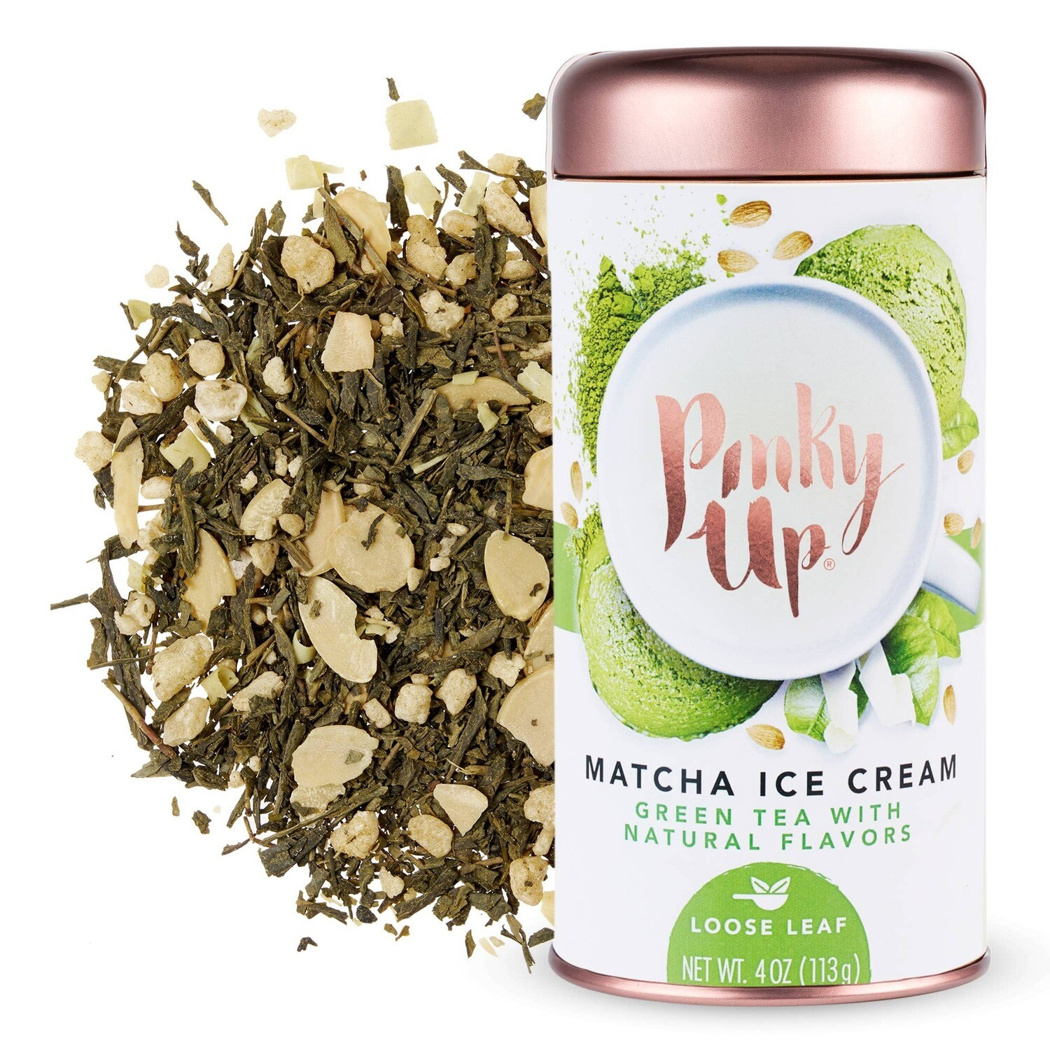 Matcha Ice Cream- Green Tea