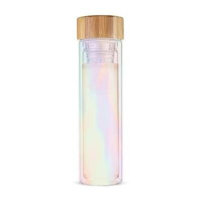 Iridescent Infuser Bottle