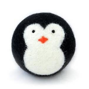 Dryer Ball- Penguin