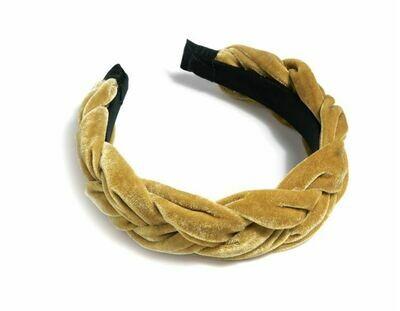 Chunky Braided Headband