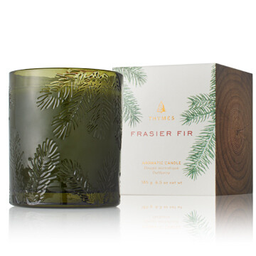 Frasier Fir Candle- Green