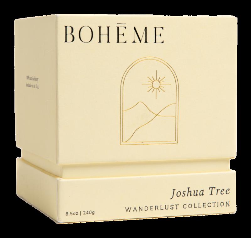 Joshua Tree Candle