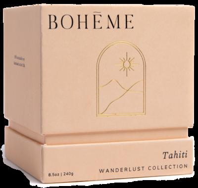 Tahiti Candle