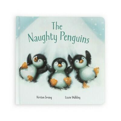 Naughty Penguin Book