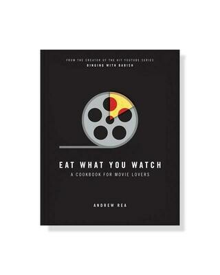 Eat What You Watch Book