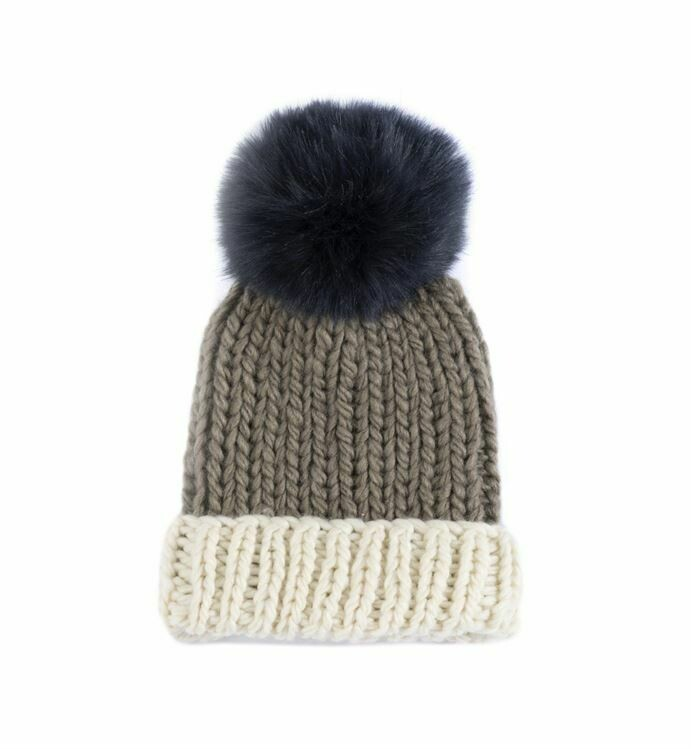 Andi Hat- Taupe