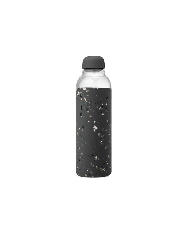 Porter Water Bottle- Terrazzo