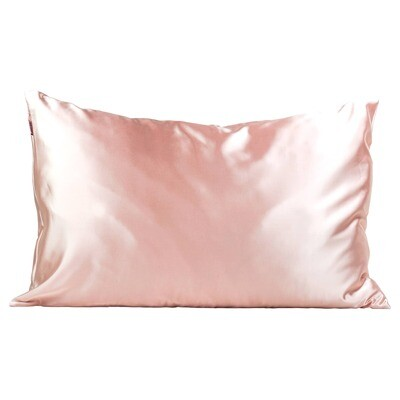 Satin Pillowcase- Blush