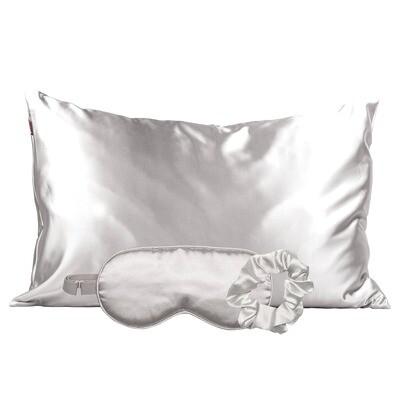 Satin Sleep Set- Ivory