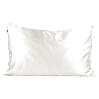 Satin Pillowcase- Ivory
